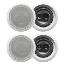 Two Acoustic Audio CS-IC83 In-Wall / Ceiling Speaker 300 Watts