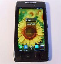 Motorola RAZR XT910-Noir (Débloqué) Smartphone Android mobile MOTO RAZR