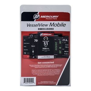 Mercury Smartcraft Vessel View Mobile Kit iOS or Android  8M0157078 / 8M0115080