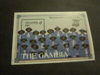 Gambia #593 Mint Never Hinged - I Combine Shipping! C