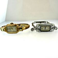 Vintage Berger 17 Jewels and S. Kocher 17 Jewels Ladies Watches Parts Steampunk