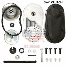 """Go Kart Centrifugal Clutch Kit 3/4"""" Bore 12 Tooth #35 Chain 12T 41 COMPLETE KITY"""