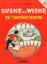 SUSKE EN WISKE - DE TANDENTIKKERS (INFOSTRIP)