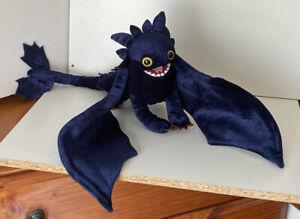 Toothless Dragon Plush Toy 60cm