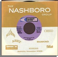 "The Consolers - Jesus Has Saved Me + Praising The Name of The Lord - 7"" 45 RPM!"