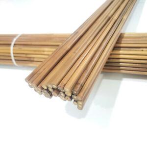 "100pcs archery 55-60# tonkin bamboo arrow shaft 33/"" no nock hunting shafts 84cm"