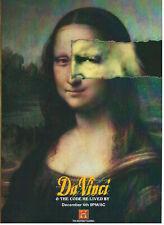 Da Vinci & The Code He Lived By (Dvd, 2006)