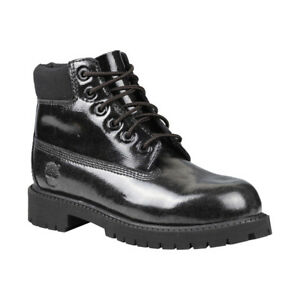 "NEW Junior Timberland 6"" Premium Waterproof Boots RRP £120 now £59. UK 5 only"