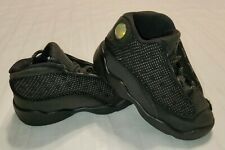 Jordan 13  Retro BT Toddler Shoes Baby Boys Size 8C Black