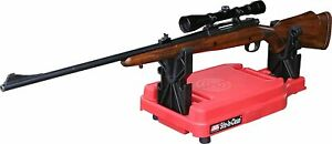 Rifle Shotgun Gun Vise Rest Stand for Cleaning Zeroing Scope Mounting Sighting