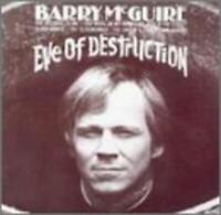 Eve of Destruction ~ Barry McGuire (Cassette) NEW