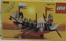 NEW Lego Lion Knights Castle 6049 Viking Voyager Sealed LEGOLAND