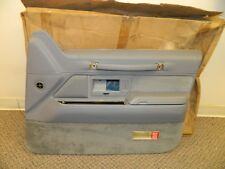 New OEM 1990-1994 Lincoln Town Car Front Passenger Door Panel Trim Skin Assembly