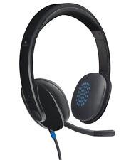 Cuffie con Microfono Logitech H540 usb stereo per pc ps tv musica tablet skype