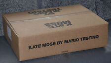 Kate Moss by Mario Testino LIMITED EDITION OF 1500 Autographed SIGNED SEALED