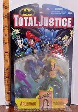 Total Justice, Aquaman w/ Blasting Hydro Spear, Kenner 1996