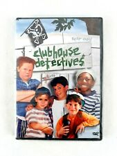 Clubhouse Detectives DVD