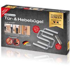 TÜR- & HEBEBÜGEL Set 3-teilig Stahl Türheber Plattenheber Bügel Fried Elements