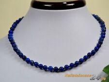 Echtschmuck mit Lapis Lazuli-Halsketten aus