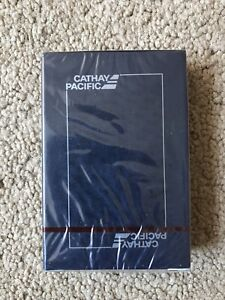 CATHAY PACIFIC METAL /&  RED JELLY PLANE Travel Lugguage Bag Suitcase Tag NEW