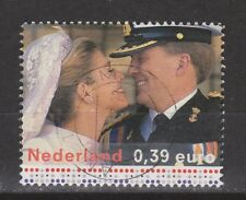 NVPH Netherlands Nederland nr 2277 used Marriage King Willem Maxima 2004 Royalty
