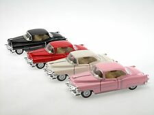 4pcs Kinsmart 1953 Cadillac Series 62 Coupe Scale1:43 Die Cast Collectable