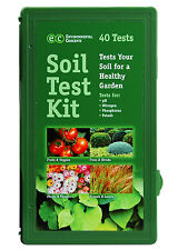 Luster Leaf Environmental Concepts 1662 Professional Soil Test Kit with 40 Tests