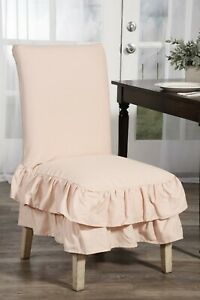 Shabby Chic Chair Slipcovers For Sale In Stock Ebay