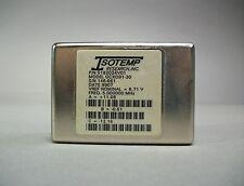 Isotemp Research OCXO91-30 Oscillator 6.71V 5.0MHz Free Shipping - New