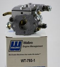 WT-793-1 WALBRO CARBURETOR FOR R/C AIRPLANES DLE30 22cc-30cc WITH GASKET!