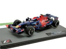 1:43 F1 Racing TORD ROSSO STR3-2008 Vettel 2008 Italian Model Car