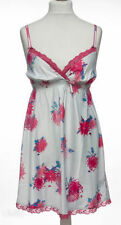 Unbranded Polyester Floral Knee Length Nightwear for Women