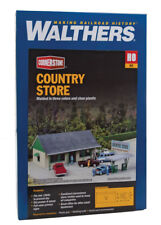 Walthers Cornerstone HO Country Store Building Kit 933-3491