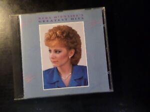 CD ALBUM - REBA McENTIRE - GREATEST HITS