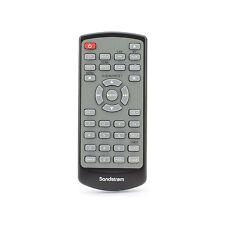 New 100% Genuine Sandstrom SHLIDAB15 Wireless Speaker Dock Remote Control