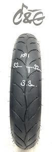 Dunlop Sportmax Qualifier   110/70zr17   54w  Part Worn Motorcycle Tyre 1091
