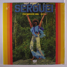 SERGUEI: Psiodelico 1966-1975 LP Sealed (Portugal, reissue) Oldies