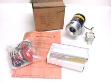 NOS! VINTAGE 1970-80's CHAPMAN SECURITY SYSTEMS ANTI-THEFT SIREN MOTION ALARM