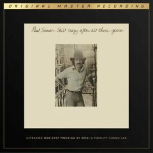 Paul Simon-Still Crazy After All This Years MFSL ONE-STEP 2 Vinyl-LP 45rpm Neu