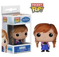 FUNKO POCKET POP POCKET FROZEN ANNA BOBBLE HEAD FIGURE NEW!!