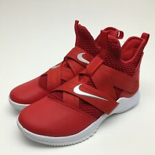 New Nike Lebron Soldier XII TB Promo Basketball Shoes Size 14 Red AT3872 603