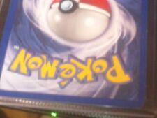 Pokemon Machoke Base Card original 34/102 - Toploader protected