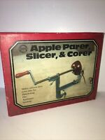 NORPRO Apple Peeler Parer Slicer & Corer in original box ~ New Old Stock NOS