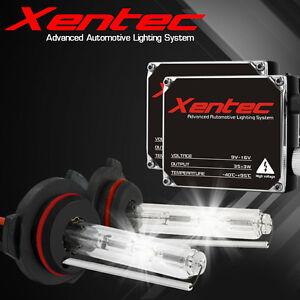35W 9004/9007 HID Xenon Headlight Conversion Kit Bulbs High/Low 6000K H4 H13