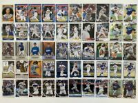 2010-2020 Los Angeles Dodgers 50-card Team Lot (assorted brands, no duplicates)