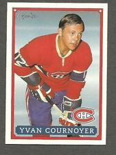 1993 OPC Fanfest Puck Canadiens' Yvan Cournoyer