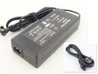 Cargador portatil SONY VAIO compatible 19.5V 3.9A 76W 6.0*4.4MM con Cable