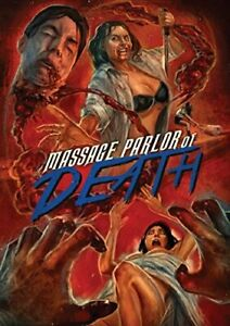 MASSAGE PARLOR OF DEATH NEW DVD