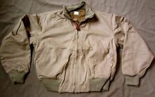 WWII US ARMY INFANTRY & AIRBORNE WINTER WOOL 2ND PATTERN TANKER JACKET-XSMALL