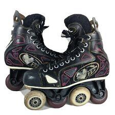 V-Form Inline Skates Roller Hockey Rollerblades Mens Size 9 VF-2500 V Formation